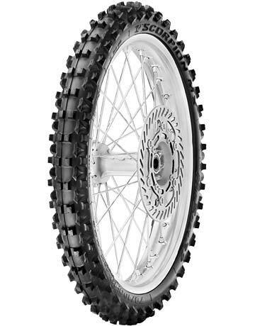 Pirelli :: Sccorpion MX 32 Mid Soft Front