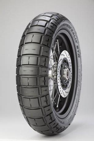 Pirelli :: Scorp.Rally STR (M S)